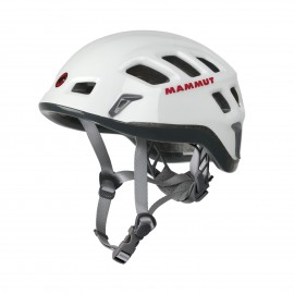 Mammut Casco Rock Rider White Smoke