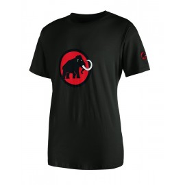 Mammut T-Shirt Logo New Black