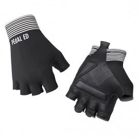 Pedal Ed Guanti Lightweight Black