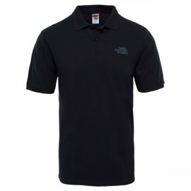 The North Face Polo Premium Piquet Tnf Black