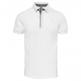 The North Face Polo Premium Piquet Tnf White
