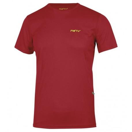 Meru T-Shirt Mm Pisa Fiery Red