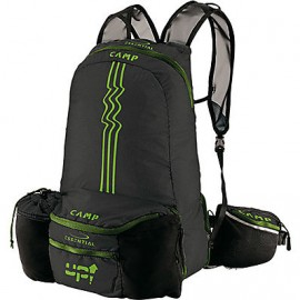 Camp Zaino Up  Black/Green