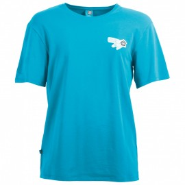 E 9 T-Shirt Onemove  Cyan
