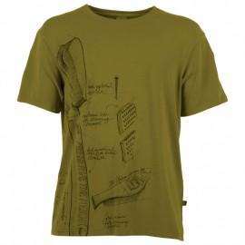 E 9 T-Shirt Preserve  Pistacchio