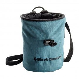 Black Diamond Chalk Bag Mojo  Caspian