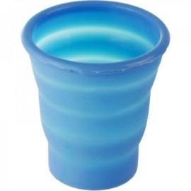 Brunner Bicchiere Pieghevole  Blu