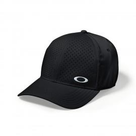 Oakley Cappello Logo Di Lato Traforato Hat  Nero