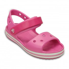 Crocs Sandalo Jr Crocband  Rosa