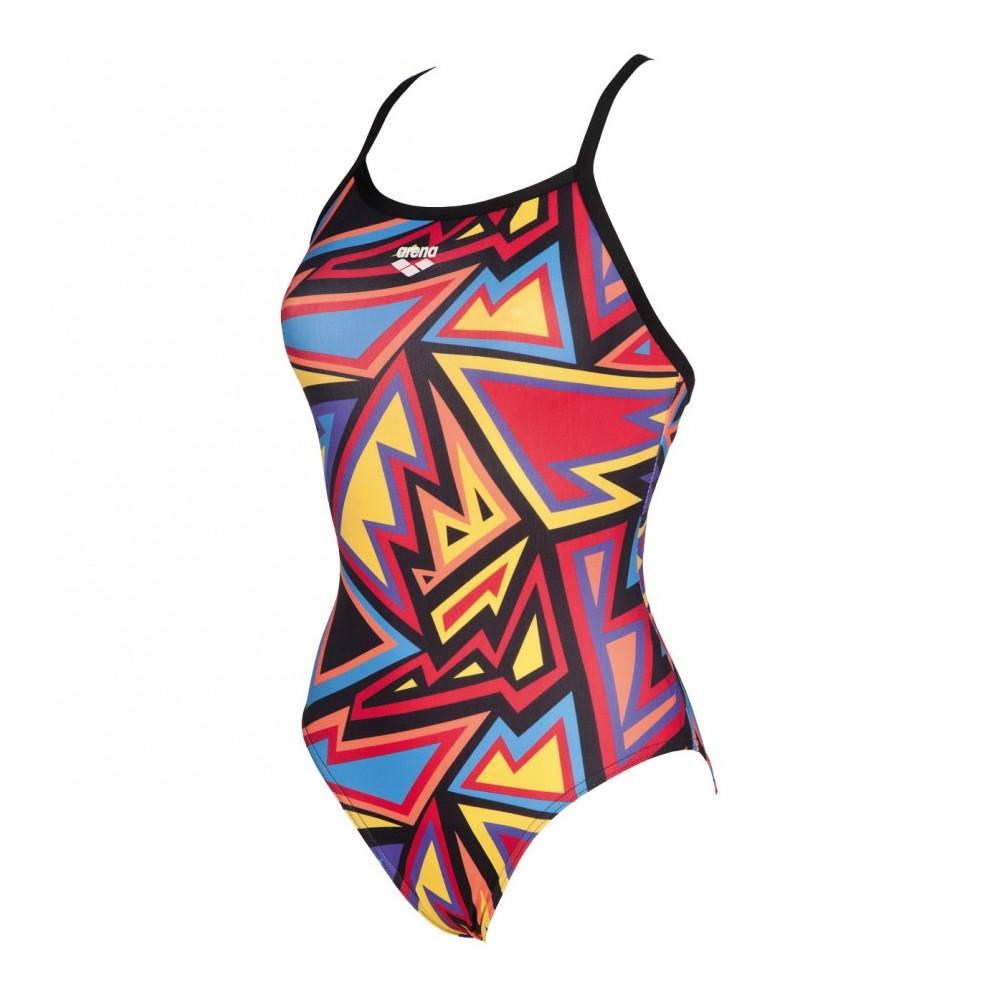 Arena costume tulum donna multicolor 2a67650 acquista - Costumi piscina arena ...