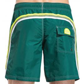 Sundek Boxer Con Elastico Lungo Verde