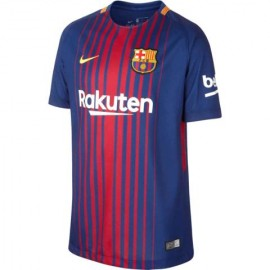 Nike T-Shirt Mm Fcb Home Royal/Gold Junior