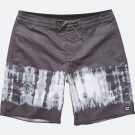 Billabong Boardshort  Fantasia Retro' Grigio