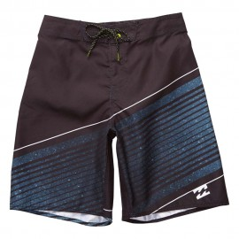 Billabong Boardshort Palme Righe Black