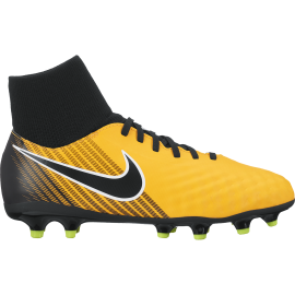 Nike Scarpa Jr Magista Onda II Df Fg Gallo/Nero
