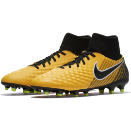 Nike Scarpa Magista Onda II Df Fg Giallo/Nero