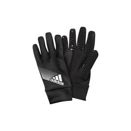 Adidas Guanto Fieldplayer Clima Proof Nero/Bianco