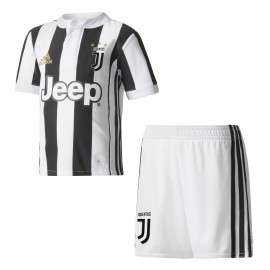 Adidas Set bambino Juve Home Mini  Bianco/Nero