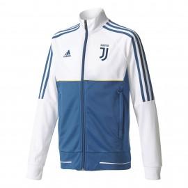 Adidas Tuta bambino Juve Pes  Bianco/Royal