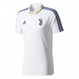 Adidas Polo Mm Juve  Bianco/Royal