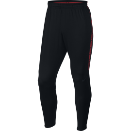 Nike Pantalone Dry Sqd  Black/Red
