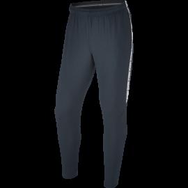 Nike Pantalone Dry Sqd  Grigio/Bianco