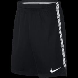 Nike Short Dry Sqd  Nero/Bianco