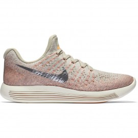 Nike Scarpa Donna Lunarepic Low Flyknit 2 Pale Grey/Mtl Silver