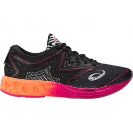 Asics Scarpa Donna Noosa Ff Black/Hot Orange