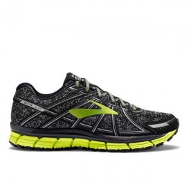 Brooks Scarpa Adrenaline Gts 17 Metallic Charcoal/Black