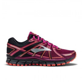 Brooks Scarpa Donna Adrenaline Asr 14 Black/Ebony