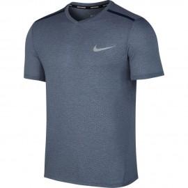 Nike T-Shirt Mm Rn Brthe Talwind  Armory Blue/Htr