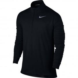 Nike T-Shirt Ml Run Dry Elmnt Hz    Black