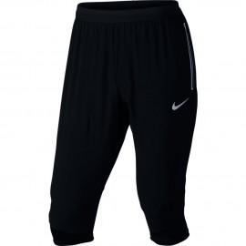 Nike Pant 3qt Rn Flx Swft    Black/Pure Platinum