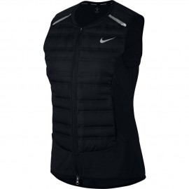 Nike Vest Donna Run Arolft Black