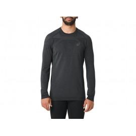 Asics T-Shirt Ml Rn Seamless Performance Black