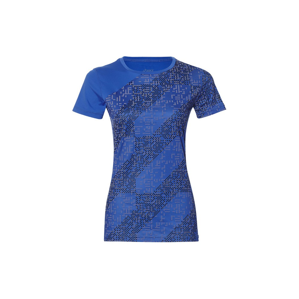 asics t shirt donna online