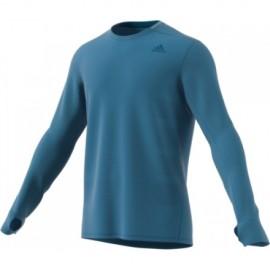 Adidas T-Shirt Ml Run Supernova Mistery Petrol