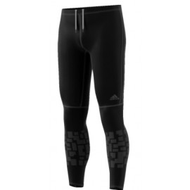 Adidas Long Tight Run Supernova    Black