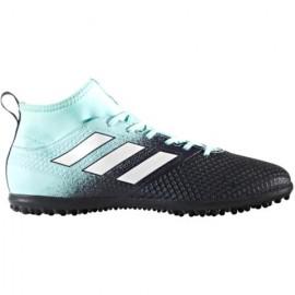 Adidas Scarpa Ace Tango 17.3 Tf Azzurro/Nero/Bianco