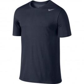 Nike T-Shirt Girocollo Blu