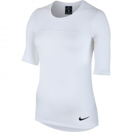Nike T-Shirt M/M Hprcl Donna Grigio