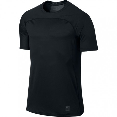 Nike T-Shirt Mm Hypercool Nero
