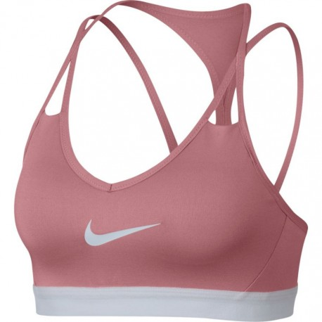 Nike Bra Indy Cooling  Donna Rosa