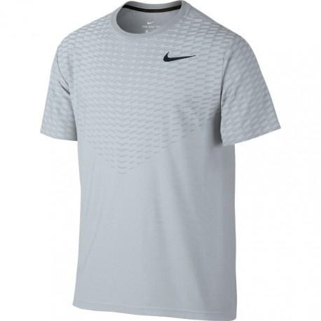 Nike T-Shirt Cl Max Unisex Bianco