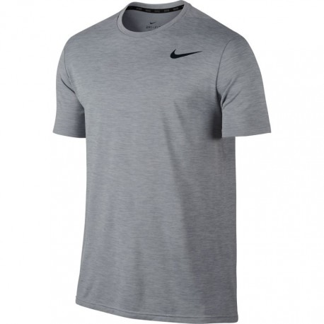 Nike T-Shirt Hpr Dry Unisex Nos Grigio