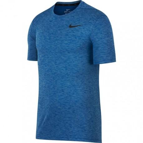 Nike T-Shirt Hpr Dry Unisex Blu