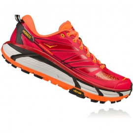 Hoka Mafate Speed 2 Red/Chili