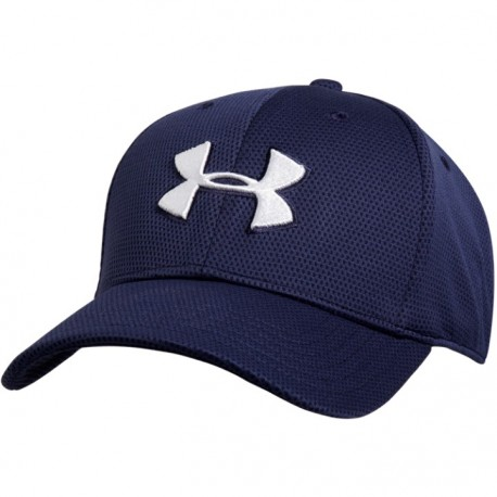 Under Armour Cappello Visiera Curva  Blu