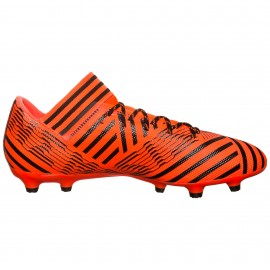 Adidas Nemeziz 17.3 FG Rosso/Nero
